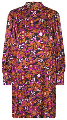 DAY Birger et Mikkelsen Macera Satin Dress - Multi / XS