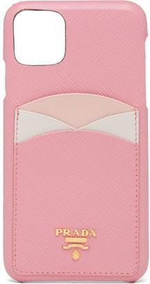 Prada colour-block iPhone 11 Pro Max case