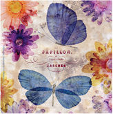 THIRSTYSTONE COLLECTION Thirstystone Fleur de Papillon Set of 4 Coasters