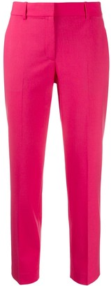 Theory cropped tailored-style trousers