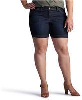 Lee Denim Shorts-Plus