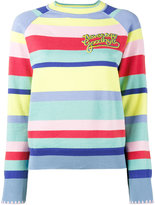 Mira Mikati striped jumper - women - Cotton - 36