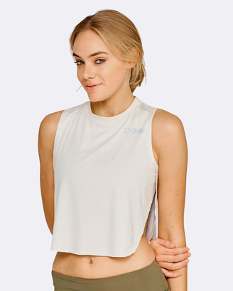 The Brave Women's Cropped Tank