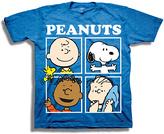Freeze Royal Blue 'Peanuts' Tee - Toddler