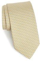 Salvatore Ferragamo Men's Duck Print Silk Tie