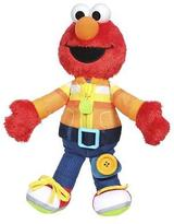 Sesame Street Playskool Ready To Dress Elmo