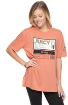 Juicy Couture Juicy Label Fashion Graphic Tee