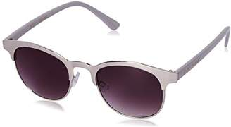 Betsey Johnson Women's Mackenzie Round Sunglasses