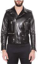 Saint Laurent Classic Motorcycle Leather Jacket
