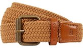 Billabong Men's Braided Leather Belt