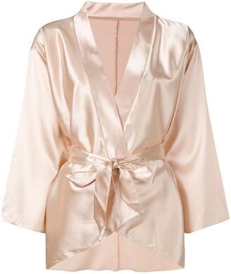 Belle Et Bon Bon Serafina short robe