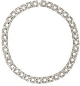Kenneth Jay Lane WOMEN'S PAVÉ RHINESTONE COLLAR