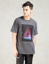 Black Scale Grey Star System T-shirt