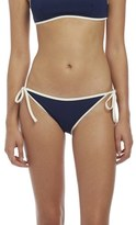 Solid & Striped 'Poppy' Side Tie Bikini Bottoms