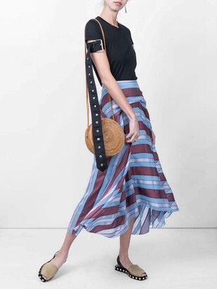 Sies Marjan striped skirt