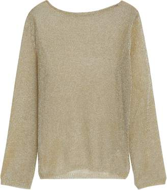 Raoul Open-knit Top