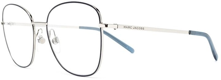 Thumbnail for your product : Marc Jacobs Cat-Eye Glasses