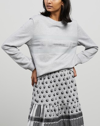 Cecilie Copenhagen Women's Grey Sweats - Manila Sweater - Size XS at The Iconic