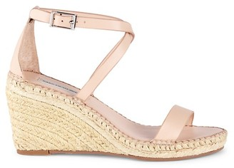 Saks Fifth Avenue Nahla Strappy Wedge Espadrilles