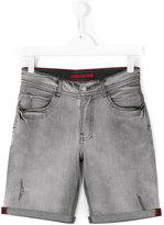 Zadig & Voltaire Kids - denim shorts - kids - Cotton/Spandex/Elastane - 14 yrs
