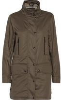 Belstaff Coated Cotton-Twill Jacket
