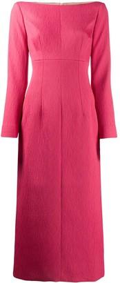 Emilia Wickstead Asher long sleeve dress