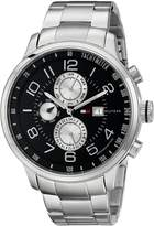 Tommy Hilfiger Men's 1790860 Sport Multi-Function Enamel Dial Watch