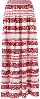 Cecilia Prado knit maxi skirt - women - Viscose - PP