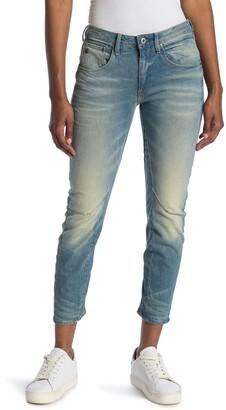 Arc 3D Low Ankle Crop Boyfriend Jeans