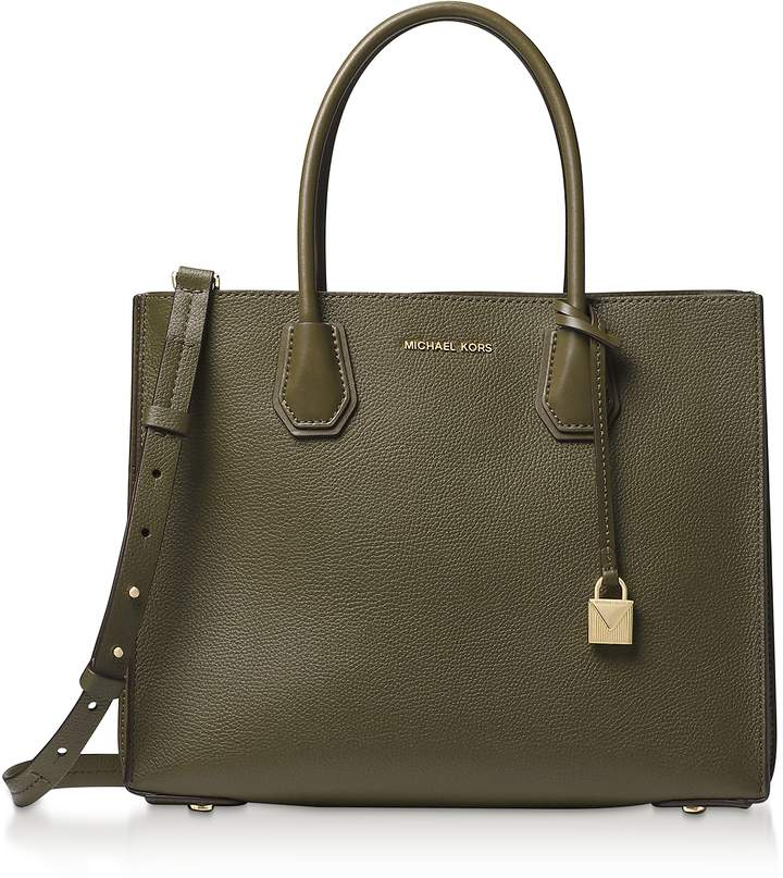 883d72cb3aed Michael Kors Mercer Large Tote - ShopStyle