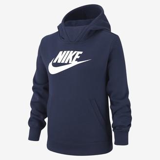 Nike Girls' Pullover Hoodie Sportswear