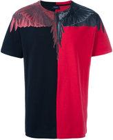 Marcelo Burlon County of Milan Paz T-shirt - men - Cotton - XXS