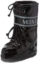 Tecnica Unisex - Adult MOON BOOT QUEEN NERO vern. Snow Boots Black Schwarz (BLACK 1) Size: