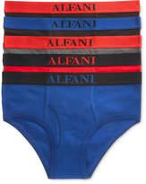 Alfani Men's 5 Pack Cotton Briefs, Created for Macy's