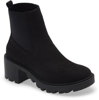 Topshop Betsy Platform Chelsea Boot