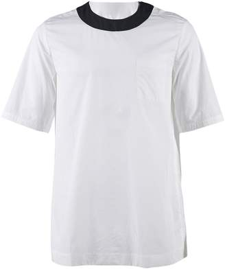 Prada White Cotton T-shirts