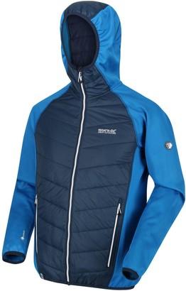 Regatta Andreson Hybrid Jacket - Navy/Blue