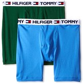 Tommy Hilfiger Men's Cotton Boxer Brief (Pack of 2)