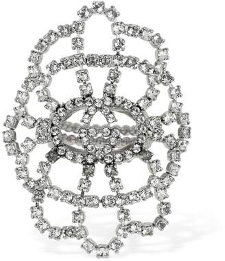 Gucci TENNIS STATEMENT CRYSTAL RING