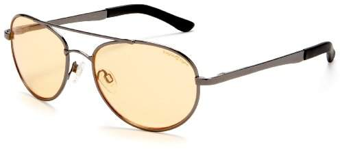 Eagle Eyes StimuLight Aviator Glasses - Non-Polorized Explorer Aviator Glasses