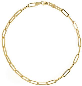 Elemental Rectangular Chain Bracelet