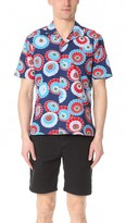 Gitman Brothers Camp Paper Umbrella Shirt