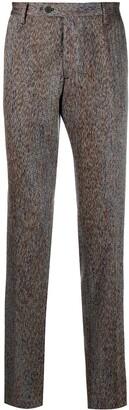 Missoni Herringbone Tailored Trousers