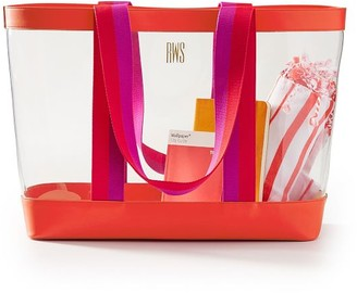 Mark And Graham Oversized Clear Tote