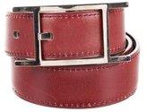 Hermes Quentin Reversible Belt