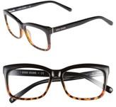 Bobbi Brown Women's The Brooklyn 53Mm Reading Glasses - Tortoise/ Black