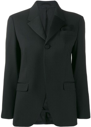 Neil Barrett single-breasted jacket