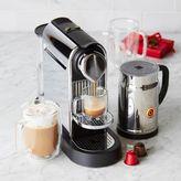 Nespresso CitiZ & Milk Espresso Machine, Chrome