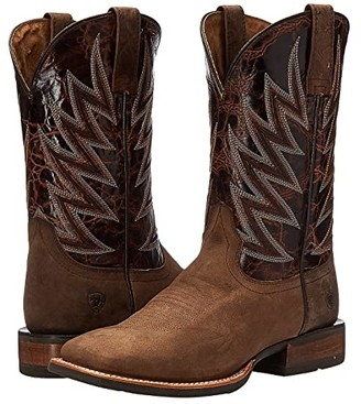 Ariat Challenger (Branding Iron Brown/Brindle) Cowboy Boots