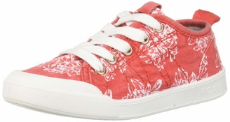 Roxy Girl's RG Thalia Lace Up Sneaker Shoe